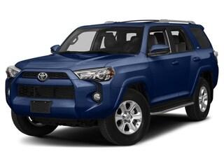 2018 Toyota 4Runner Limited 5-Passenger SUV