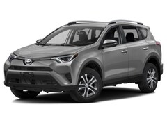 2018 Toyota RAV4 LE All Wheel Drive SUV