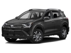 2018 Toyota RAV4 LE All Wheel Drive SUV