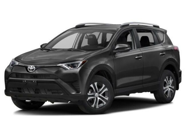 2018 Toyota RAV4 LE AWD Upgrade Package SUV