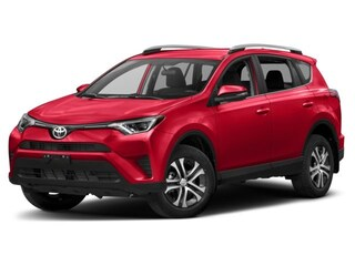 2018 Toyota RAV4 LE VUS