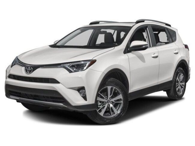 2018 Toyota RAV4 AWD XLE SUV