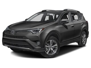 2018 Toyota RAV4 XLE VUS