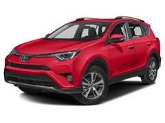 2018 Toyota RAV4 All-New RAV4 Trail All Wheel Drive SUV
