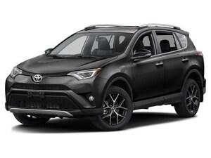 2018 Toyota RAV4 SE VUS