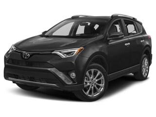 2018 Toyota RAV4 Limited VUS