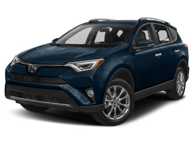 2018 Toyota RAV4 Limited AWD SUV