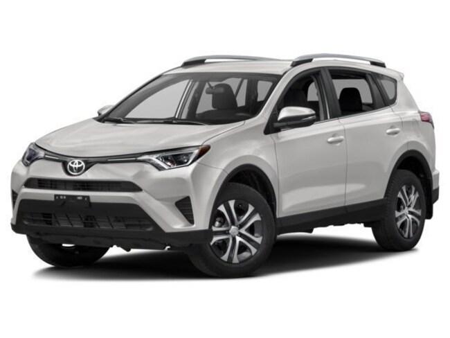 2018 Toyota Rav4 FWD LE