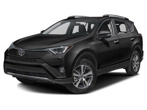 2018 Toyota RAV4 FWD XLE