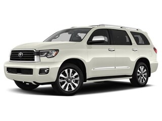2018 Toyota Sequoia Platinum: Standard Package SUV