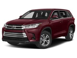 2018 Toyota Highlander LE SUV
