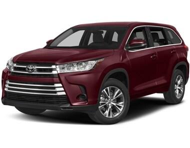 2018 Toyota Highlander LE VUS