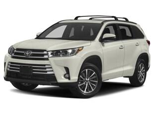 2018 Toyota Highlander XLE AWD 8SPD AUTO SUV