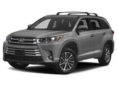 2018 Toyota Highlander XLE AWD VUS