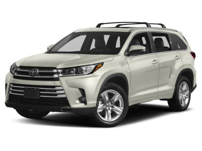 2018 Toyota Highlander Limited AWD SUV