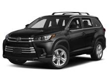 2018 Toyota Highlander Limited AWD SUV
