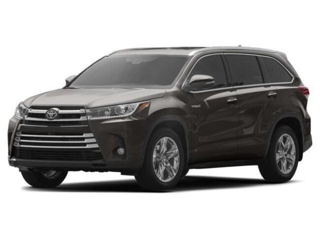 2018 Toyota Highlander Hybrid Limited SUV