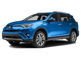2018 Toyota RAV4 HYBRID XLE CVT SUV