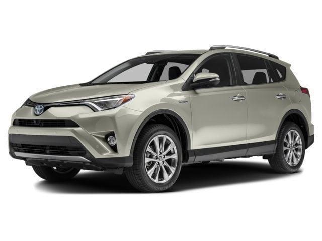 2018 Toyota RAV4 Hybrid Hybrid SE SUV