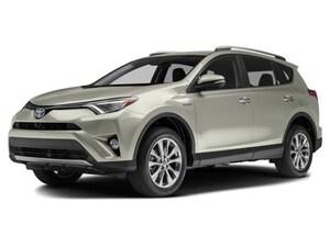 2018 Toyota RAV4 Hybrid Hybrid LE+