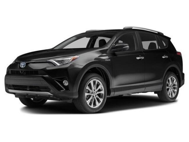2018 Toyota RAV4 Hybrid Hybrid LE+ SUV