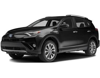 2018 Toyota RAV 4 Hybride LE+ VUS
