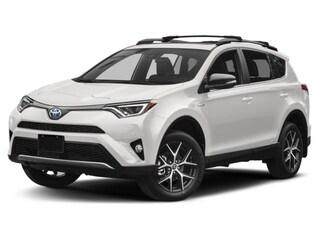 2018 Toyota RAV4 Hybrid HYBRID SE BASE SUV