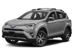 2018 Toyota RAV4 Hybrid SE AWD SUV