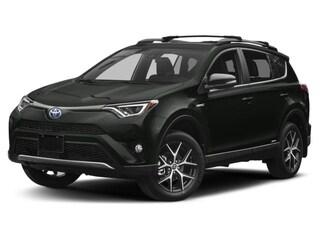 2018 Toyota RAV4 Hybrid SE Package. SUV