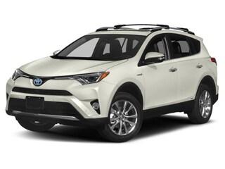 2018 Toyota RAV4 Hybrid Limited SUV