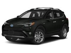 2018 Toyota RAV4 Hybrid Hybrid Limited SUV
