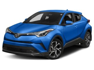 2018 Toyota C-HR XLE Package SUV