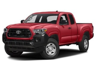 2018 Toyota Tacoma 4X2 Access Cab: Standard Package Truck Access Cab