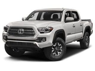 2018 Toyota Tacoma 4x4 Double Cab V6 Limited 6A Truck Double Cab