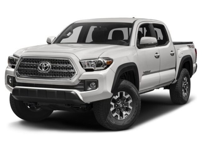 2018 Toyota Tacoma Double Cab V6 6A Limited SB Truck Double Cab