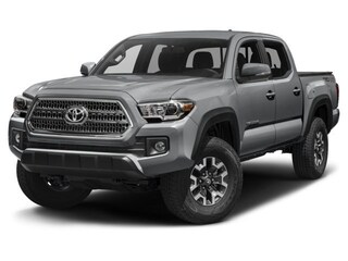 2018 Toyota Tacoma 4x4 Double Cab V6 TRD Off-Road 6A Camion cabine double