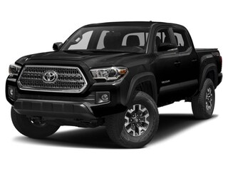 2018 Toyota Tacoma 4X4 Double Cab Off Road Package - Short Box Truck Double Cab
