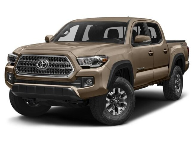 2018 Toyota Tacoma TRD Off Road V6 Camion cabine double