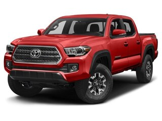 2018 Toyota Tacoma TRD Off Road V6 4X4 S/B Truck Double Cab