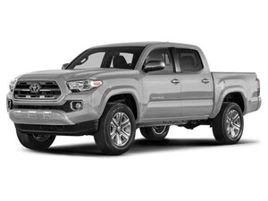 2018 Toyota Tacoma Limited V6