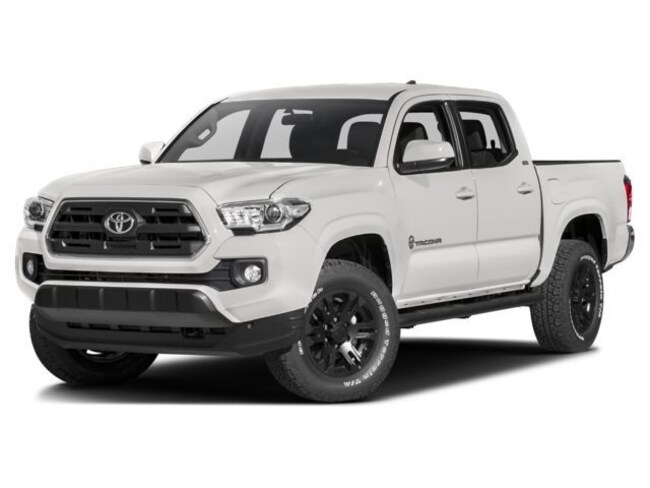 2018 Toyota Tacoma Double Cab V6 6A TRD Sport Upgrade Truck Double Cab