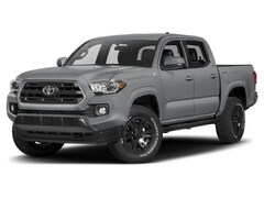 2018 Toyota Tacoma 4x4 Double Cab V6 SR5 6A Camion cabine double