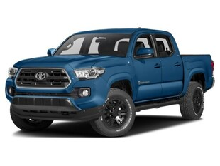 2018 Toyota Tacoma 4X4 DBL CAB V6 SR5 6A Truck Double Cab
