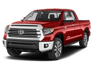 2018 Toyota Tundra 4x4 Dbl Cab SR5 Plus 5.7 6A Camion cabine double
