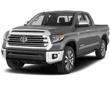2018 Toyota Tundra SR5 Plus 5.7L V8 Camion