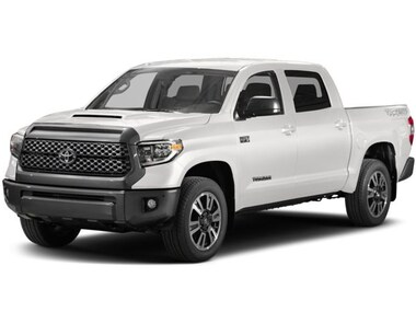 2018 Toyota Tundra CrewMax Platinum 5.7 4x4 Truck CrewMax