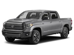 2018 Toyota Tundra CrewMax SR5 Plus 5.7 4x4