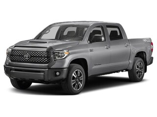 2018 Toyota Tundra Crew Max Off-Road Package Truck CrewMax