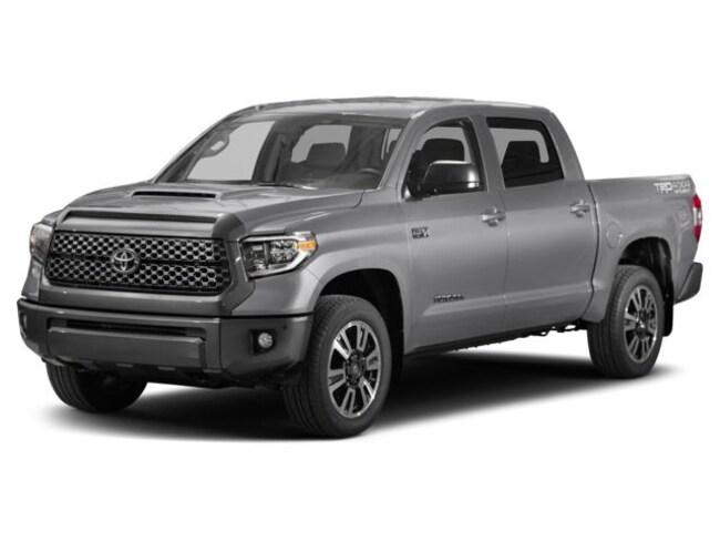 2018 Toyota Tundra CrewMax TRD Off-Road 5.7 4x4 Truck CrewMax