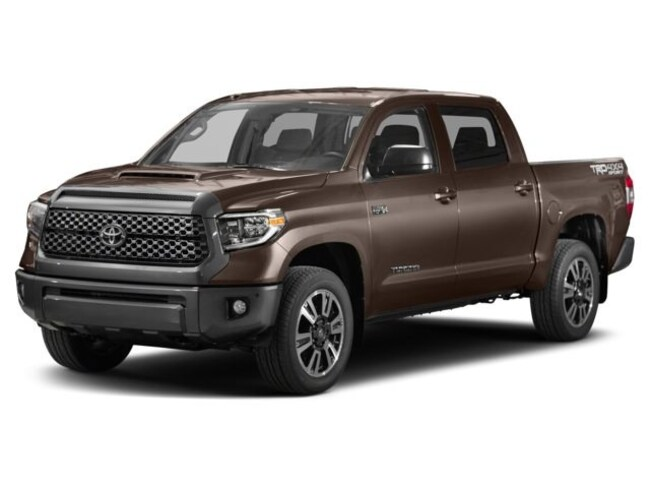 2018 Toyota Tundra 4x4 Crewmax Platinum 5.7 6A Truck CrewMax